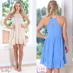 Scallop Lace Trim Dresses