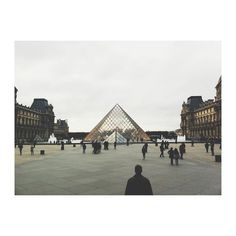 Louvre, Paris  #paris #france #louvre