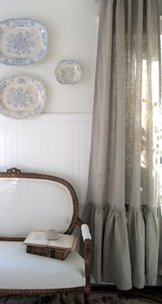 ~I like these curtains.