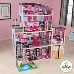 KidKraft Far Far Away Dollhouse Costco 50 cheaper than Target