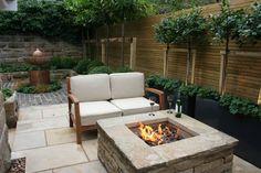 Jardin de style de style Moderne par Inspired Garden Design