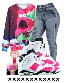 Hahaha by adrianaj02 on Polyvore featuring polyvore, fashion, style, Oasis and NYX