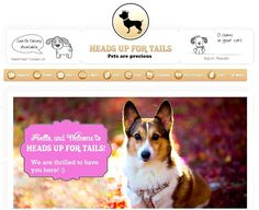 'Heads Up For Tails' offers customized pet product services