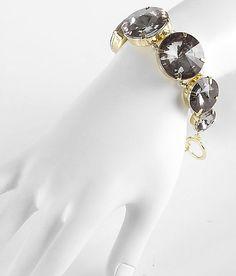 BKE Chunky Stone Bracelet