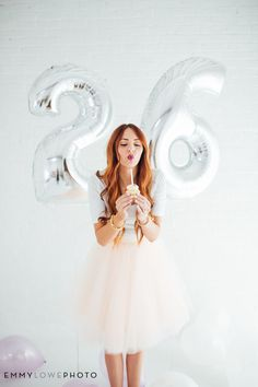 Number Balloons, Custom Balloons, personalized balloons, birthday decoration, new years decorati Number Balloons, Helium Balloons, Foil Balloons, Letter Balloons, Metallic Balloons, Balloon Banner, 26th Birthday, Happy Birthday Me, Girl Birthday