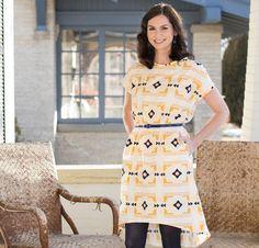 April Rhodes The Staple Dress Kit -