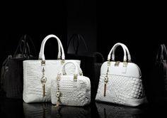 Versace X SS 2013 Handbag Collection - http://pinkswag.com/2013/05/29/versace-x-ss-2013-handbag-collection/