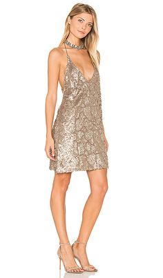 Shop for Motel Purpura Dress in Antique Gold Glitter Sequin at REVOLVE. Free 2-3 day shipping and returns, 30 day price match guarantee.