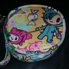 tokidoki jujube tokiP Perky Paci Pod unused no tag I have for sale an original Toki Perki Paci Pod that I purchased and never had the guts to use.  Kept sealed in a ziplock bag in my closet for the past couple of years.  From a smoke free/pet free home. tokidoki Accessories