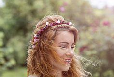We Are Flowergirls- Key Collection Hippie Chic, Interview, Spring Summer 2015, Every Woman, Flower Crown, Neue Trends, Floral Wreath, About Me Blog, Beauty