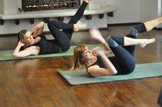 30 min Intermediate Core Blasting Pilates Workout #2