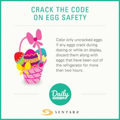 Crack the code on egg safety. Daily Health Tips, Improve Yourself, Safety, Eggs, Coding, This Or That Questions, Security Guard, Egg, Egg As Food