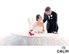 Wedding Ceremony at Atlantis Toronto - Toronto Wedding Photographer - Photography by Calin