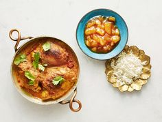 Indian Dishes Better Than Takeout is a group of recipes collected by the editors of NYT Cooking