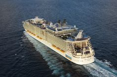 Royal Caribbean: Esplorate Allure of the Seas con Google Street View - Pazzo per il Mare