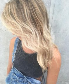 Pretty Blonde Balayage Hairstyle Ideas For Summer Sparkle 01