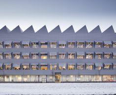 IKEA hubhult / meeting center / malmö / sweden / 2015 - DORTE MANDRUP ARKITEKTER