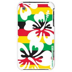 Hibiscus iPhone Case by Admin_CP16411002