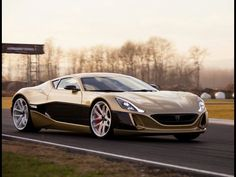 Mind-Bending Video: Rimac Concept_One Getting Sideways On The Track With Bugatti Veyron In case you have been waiting for a great battle between two powerful cars, we've something amazing for you. Check the video below to see a battle between Rimac Concept_One against Bugatti Veyron on the coast of Croatia with Lord Pembroke at the end of 2016. Probably you already know how fast...