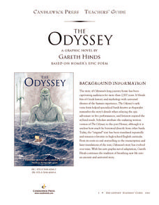 The Odyssey Books     Summary and Analysis   GradeSaver