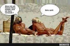 Wenn ich mit deinen Mann schlafe..   DEBESTE.de, Lustige Bilder, Sprüche, Witze und Videos