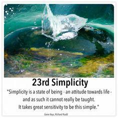 23 Simplicity, Gift | VilDu Utvikling – Soul Evolution