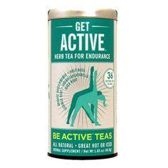 Get Active® - Herb Tea for Endurance | The Republic of Tea