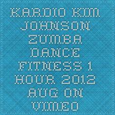 Kardio Kim Johnson - Zumba Dance Fitness - 1 Hour - 2012 Aug on Vimeo