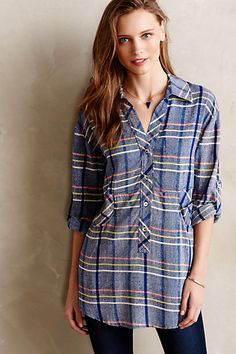 Anthropologie DANIA TUNIC #anthrofave