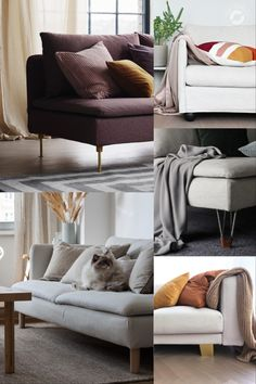 40 Best Prettypegs x IKEA sofas images in 2020   Replacement