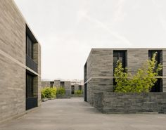 Woonensemble Chipperfield in China