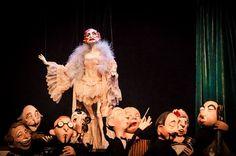 Ronnie Burkett – The Daisy Theatre