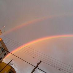 Ponte do arcoiris thor'
