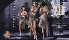 Second Life Marketplace - E-Clipse SmoothCriminal (female)