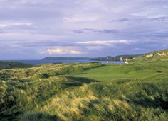 Royal Portrush, the only course in the country to have hosted the British Open.