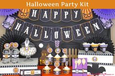 Halloween decorations : IDEAS & INSPIRATIONS  Spooky Halloween Party Decorations
