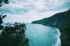 Atlantic day by the #vulcanic #beach in #praiadaamora #azores #portugal #fabriziogarda