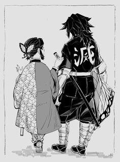 Demon Slayer, Slayer Anime, Anime Episodes, Cute Comics, Anime Demon, Animated Cartoons, Anime Ships, Funny Games, Rwby