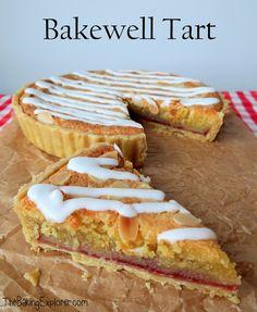 The Baking Explorer: Bakewell Tart: GBBO Week #5