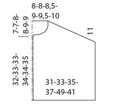 Leveä laatikkomainen bolero kauniilla pitsineuleella - Kotiliesi.fi 7 And 7, Math, Math Resources, Mathematics