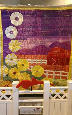 Ribbon Quilt made from ribbons won by both Valor & Touch of Class by Pam Mahoney Ribbon Projects, Ribbon Crafts, Craft Projects, Show Ribbon Display, Horse Show Ribbons, Dog Competitions, Ribbon Quilt, Horse Show Clothes, Equestrian Decor