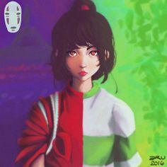 Chihiro by DeAru06