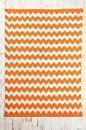 Zigzag Rug from urban outfitters- got 5x8 for new nursery and its great with a rug pad underneath