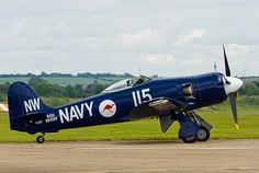 Hawker Sea Fury FB11 #flickr #WW2 #plane