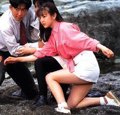 Heroine of japanese series TV -Tokusatsu heroine