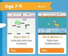 Maths Champs - maths games for kids (7-9)