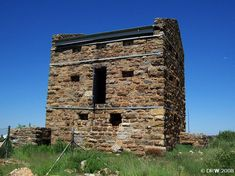 Blockhouse at Witkop The Siege, Forts, Military History, Colonial, Landscape Photography, Documentaries, Blogging, Two By Two, Victorian