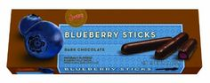 Sweets Dark Chocolate Blueberry Sticks 105oz Box -- For more information, visit image link.
