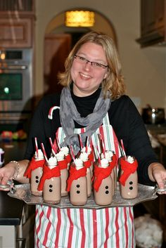 Christmas Party Hot Chocolate- this would be cute in a mason jar. This and more for everything Christmas at www.treetime.com.