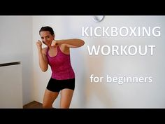 Kickboxing Workout For Beginners – 20 Minute Cardio Kickboxing Workout Routine For Weight Loss At Ho - YouTube